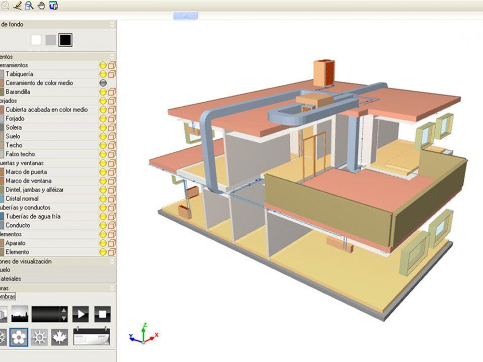Climatización, BIM, EBM Mercurio, Facility Management, CYPE, Digitalización