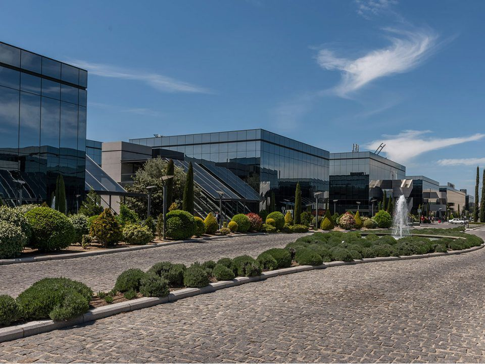 Parque Empresarial La Finca, La Finca Business Park, Climatización, Climatizacion, Mantenimiento, EBM Mercurio, Mercurio, EBM, Mantenimiento conductivo, Mantenimiento Integral, Facility Management, Servicios