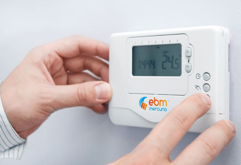EBM Mercurio, climatizacion, guerra del aire acondicionado, aire acondicionado, ahorro energético, energetico, frio en la oficina, uso responsable