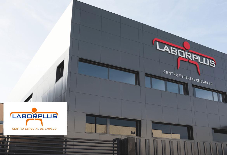 Laborplus centro especial de empleo de la comunidad de madrid Alcorcón urtinsa discapacidad