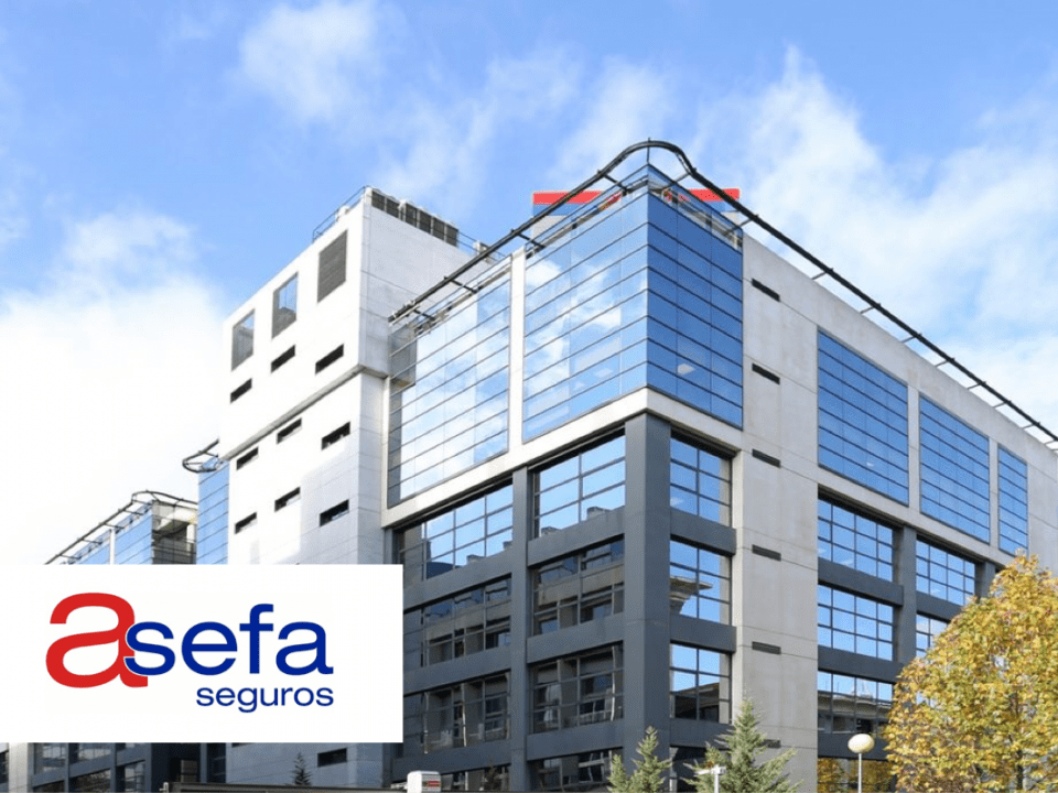 ASEFA seguros y a seguros líder en seguros técnicos para el sector de la construcción Sabadell Seguros Boreal