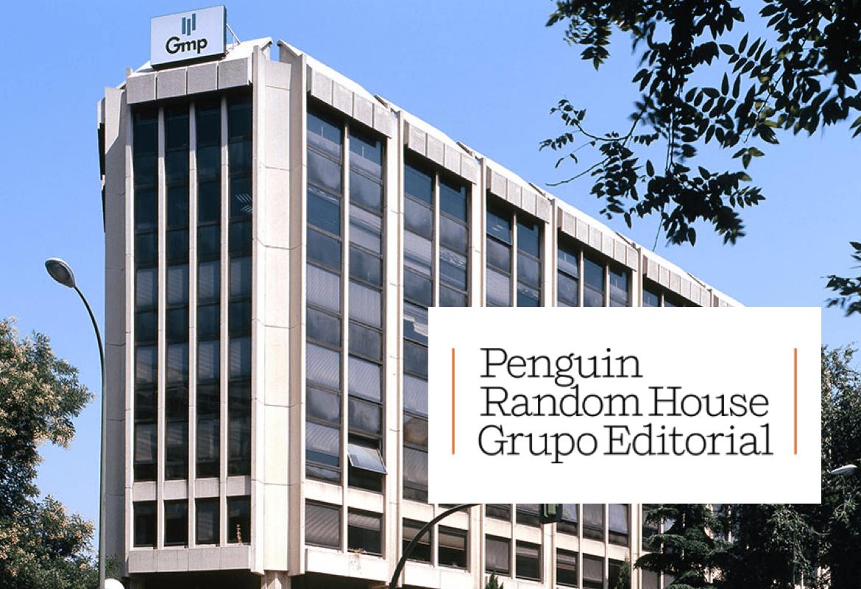 Penguin Random House Grupo Editorial climatización de edificios oficinas GMP inmobiliaria