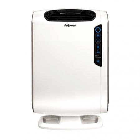 Purificador de aire AeraMax DX55 Fellowes. COVID-19. Virus H1N1. Alergias, anteponen, filtros HEPA, pequeño y portátil.
